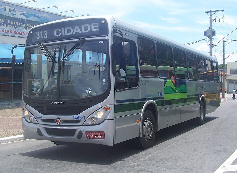 Real 1445 - Marcopolo Torino 7 - Volksbus 17.230 EOD | COLLECTION ...