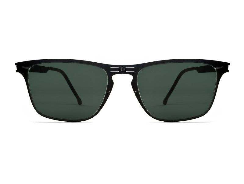 e960900e740 Franklin    Black   G15 is a product from EDA Frames which is one of the  Best Sunglasses Brand. Franklin is a dynamic rectangular frame
