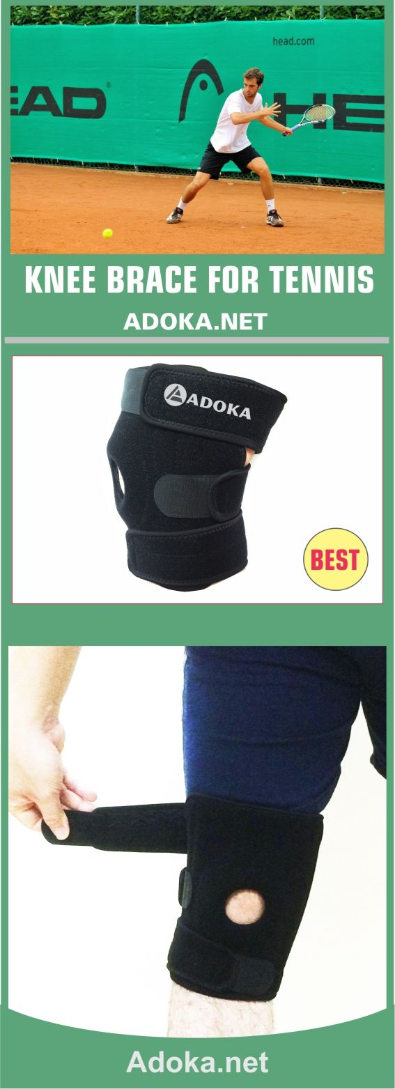 Best Knee Brace For Tennis Tennis Knee Brace Best Knee Brace For Tennis Tennis Knee Support Knee Suppor Sports Knee Brace Sports Braces Knee Support Braces