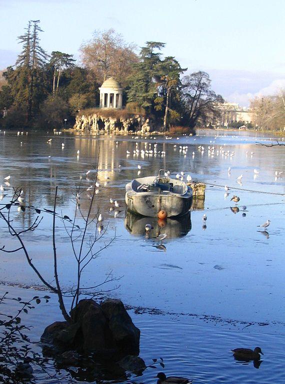 Bois De Vincennes Lac Daumesnil Paris Xii Avec Images Bois