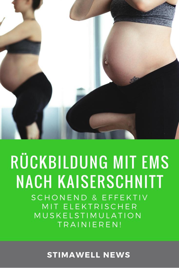 Abnehmen nach Kaiserschnitt
