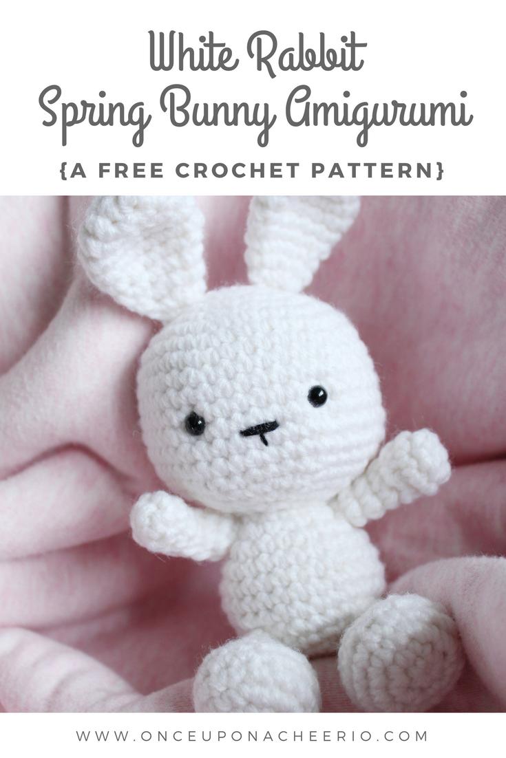 My Toto Bunny Crochet Pattern   Pinterest   Muñecos de ganchillo ...