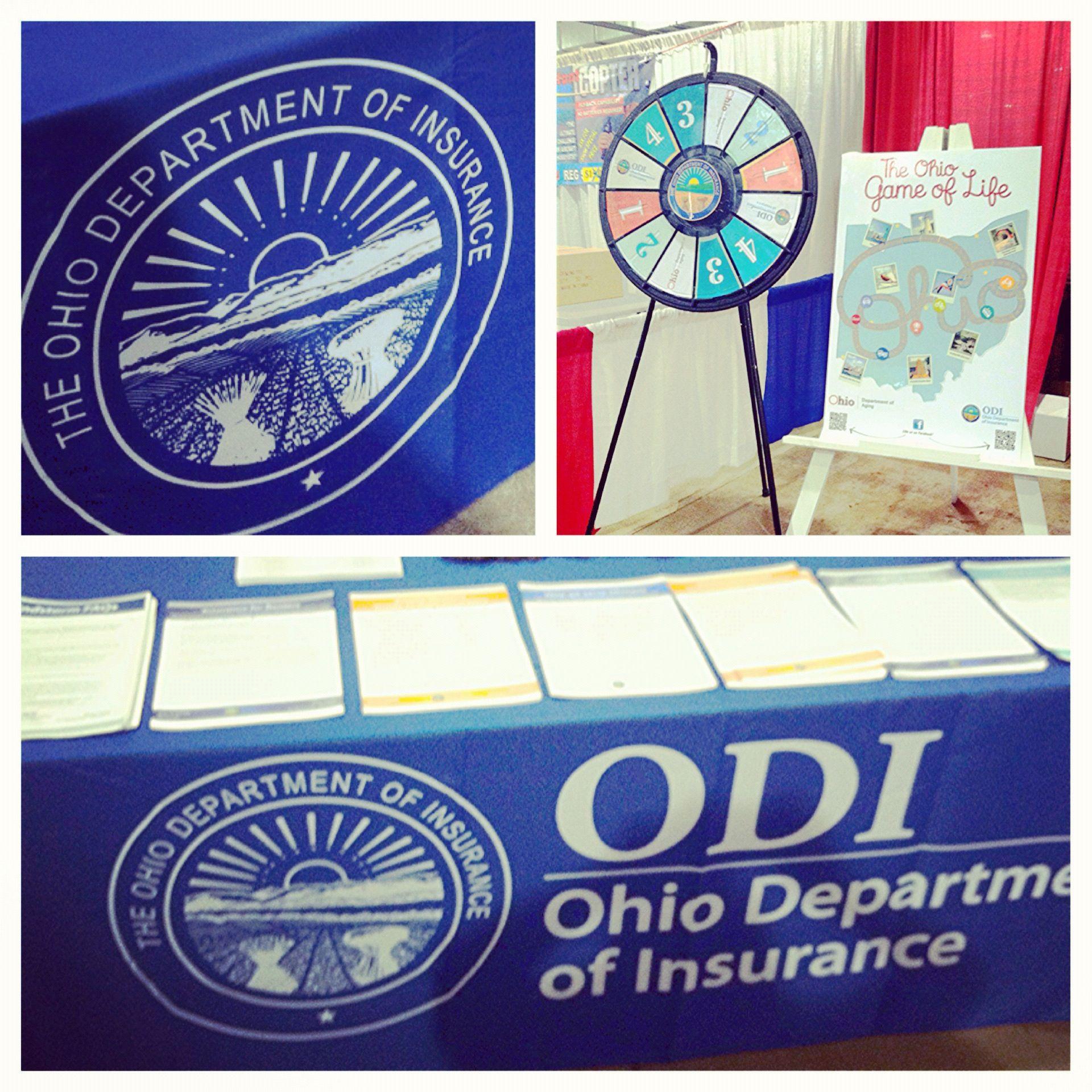 OhioStateFair 2012 Social security card, Ohio state, Ohio