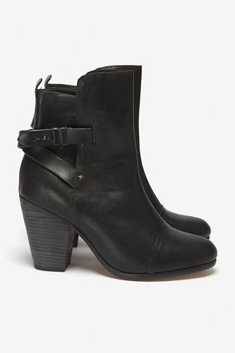 for some reason the little white x on these kind of ruins a perfectly perfect pair of Rag and Bone boots.    The 29 Shoes That Made 2012 Spectacular