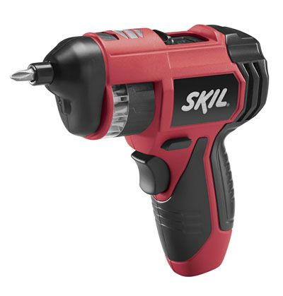 Turn Your Hand To The Left Or Right And The 360 Quick Select Cordless Screwdriver Will Do All The Work For You It Works Fast Power Screwdriver Drill Home Improvement