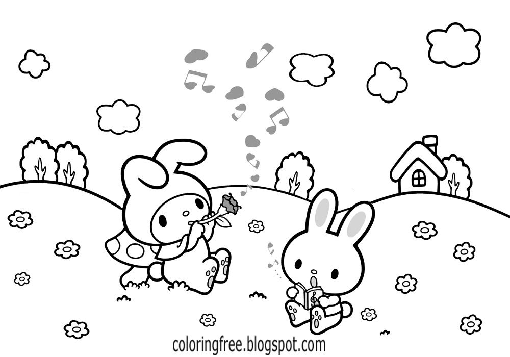 Lets Coloring Book Hello Kitty Coloring Sheets Free Cute Printables Hello Kitty Coloring Cute Coloring Pages Kitty Coloring