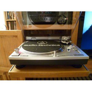 Audio Technica Atlp120 Professional Turntable I Think I Need To Reclaim My Vinyl Audio Technica Turntable Audio