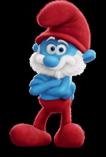 Papa Smurf Smurfs Wiki Fandom Powered By Wikia Smurfs Papa Smurf Smurfs Party