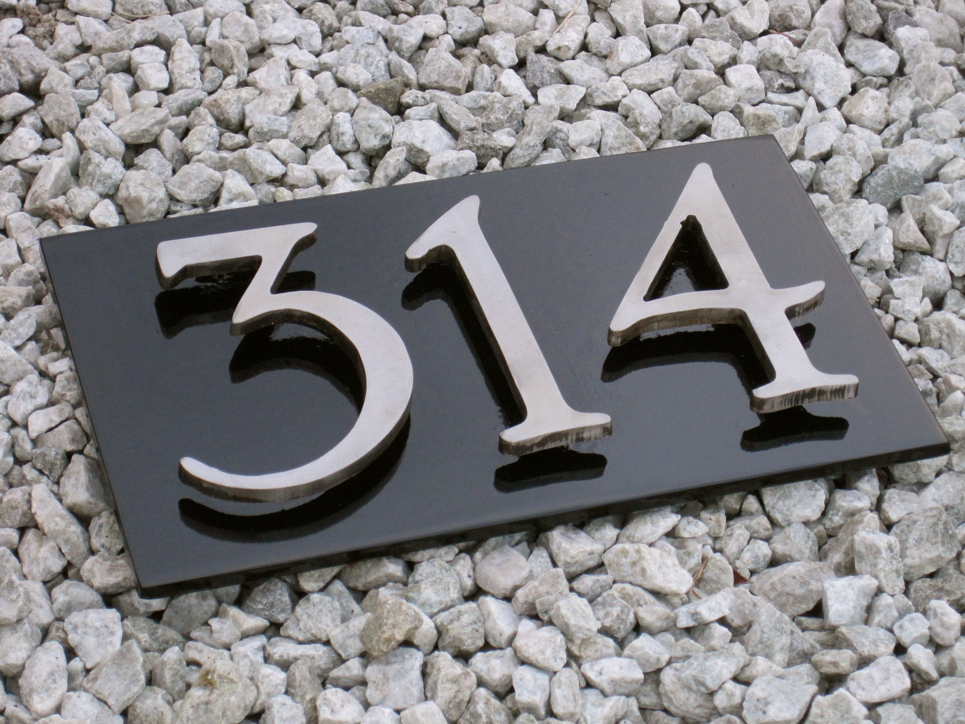 You Are Being Redirected House Numbers Metal House Numbers Custom Metal Signs