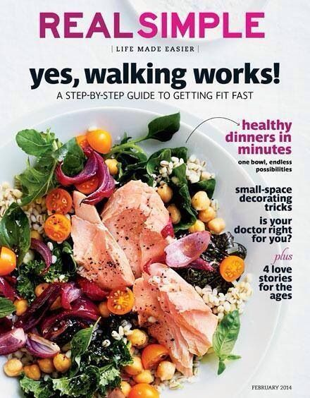 Feb. issue of Real Simple Magazine features MWPR, Inc. Client Author Dr. Ella LJ Bell.
