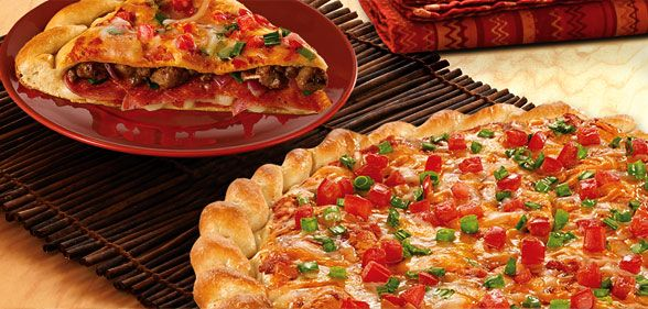 Papa Murphy S Chicago Style Stuffed Pizza Good Pizza Recipes