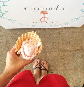 Carmela Ice Cream- Los Angeles, CA