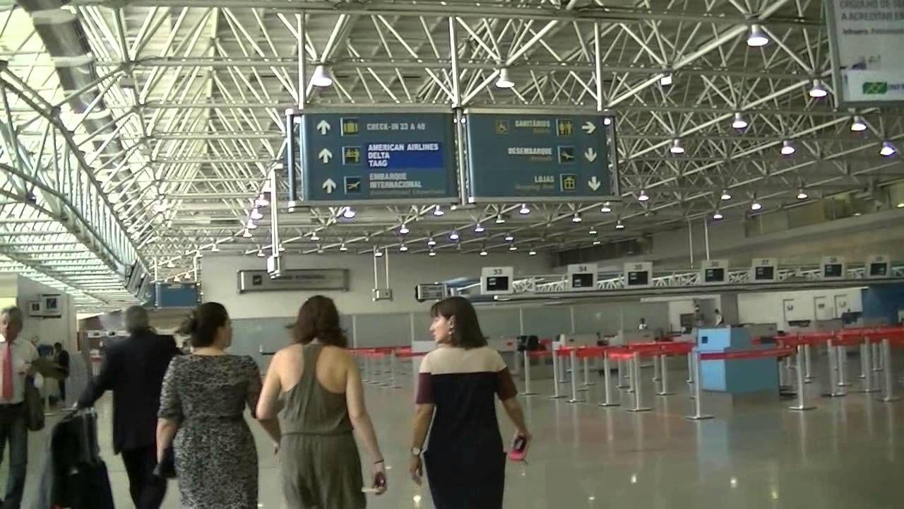 Aeropuerto de Galeão - Aeroporto Galeão - Río de Janeiro - Imágenes y So...