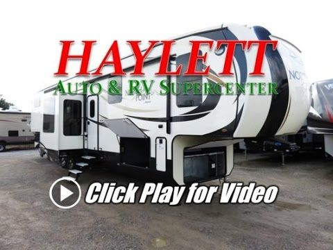 Haylettrv Com 2017 Jayco North Point 387rdfs Elevated Rear Living Luxu Jayco Recreational Vehicles
