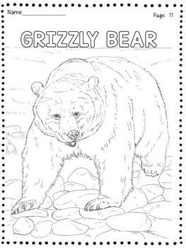 Alaska reading comprehension and writing activities-back