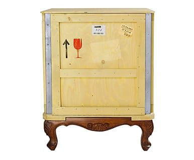 Comodino in legno Export Como\' - 42x38x61 cm   Passion 4 Bedside ...