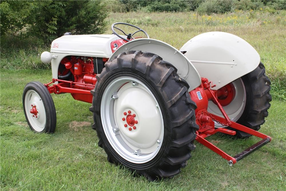 Smith Ford Tractors : Ford n tractor  chacara pinterest