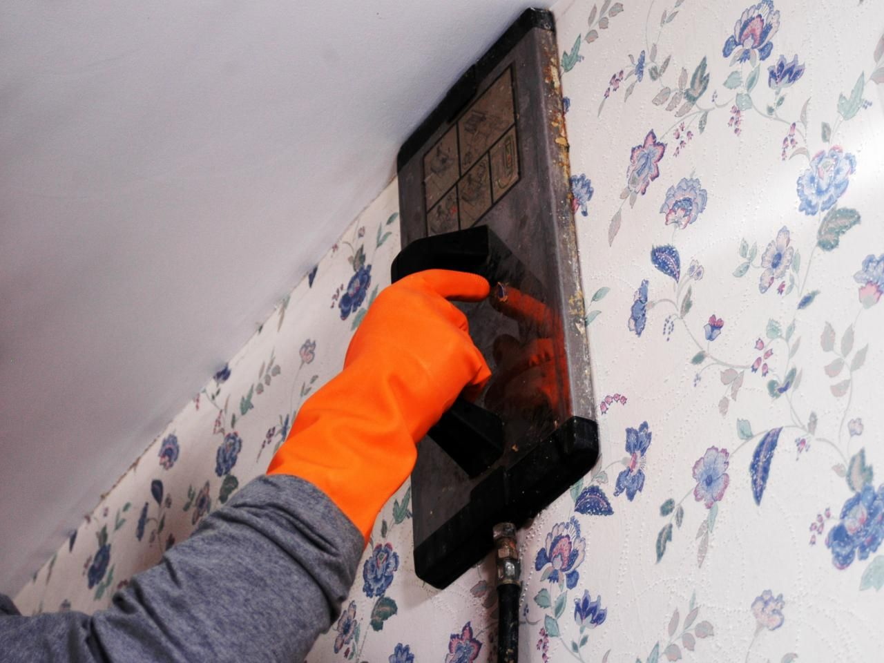 great easiest way to remove wallpaper