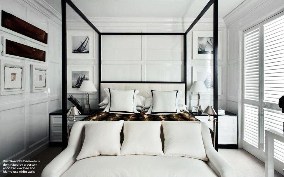 Style Compass  Luis Bustamante Bedrooms, Interiors and Luxury - interieur design studio luis bustamente