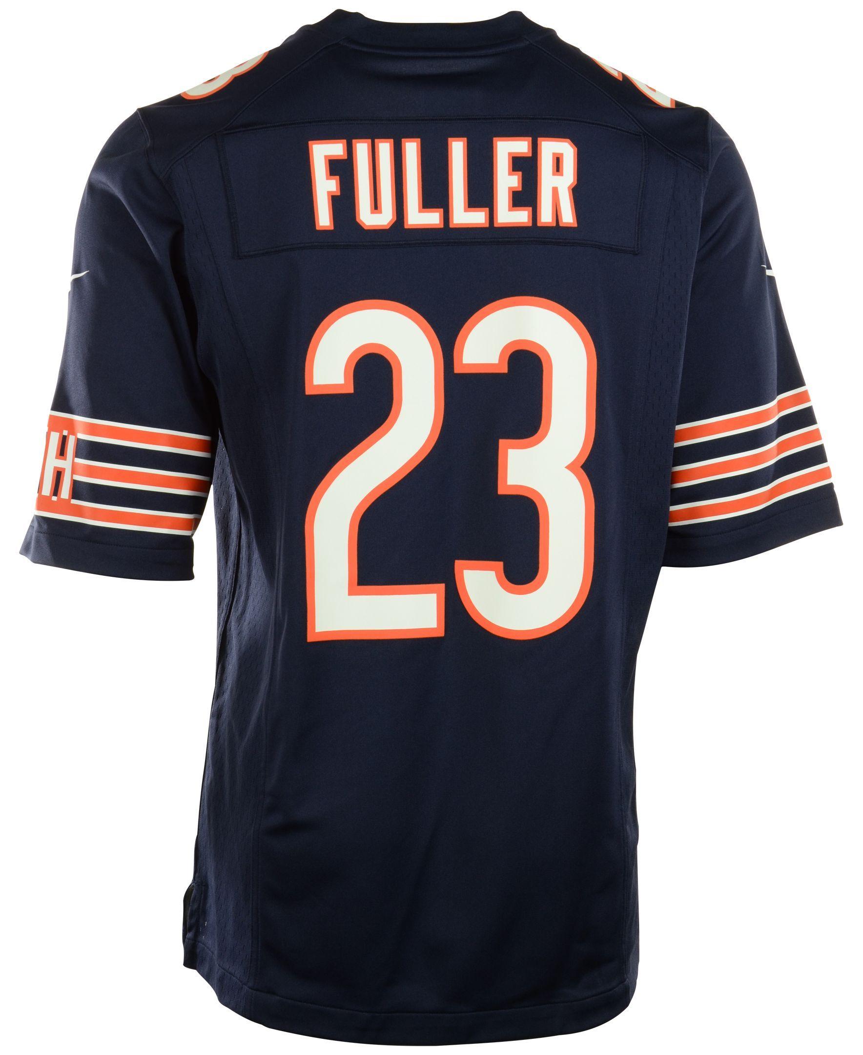 Nike Men's Kyle Fuller Chicago Bears Game Jersey & Reviews