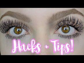 How To Make Your Eyelashes Appear Longer   Tips & Tricks ...