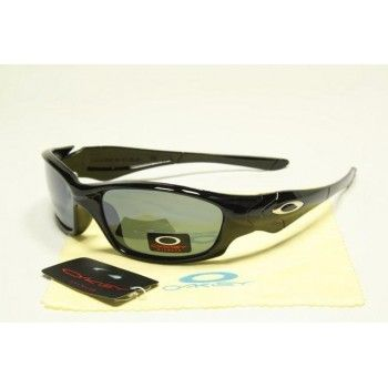 bf33ccc92330 Counterfeit Oakley Straight Jacket Sunglasses polished black frames black  lens   See more about black frames, straight jacket and oakley.