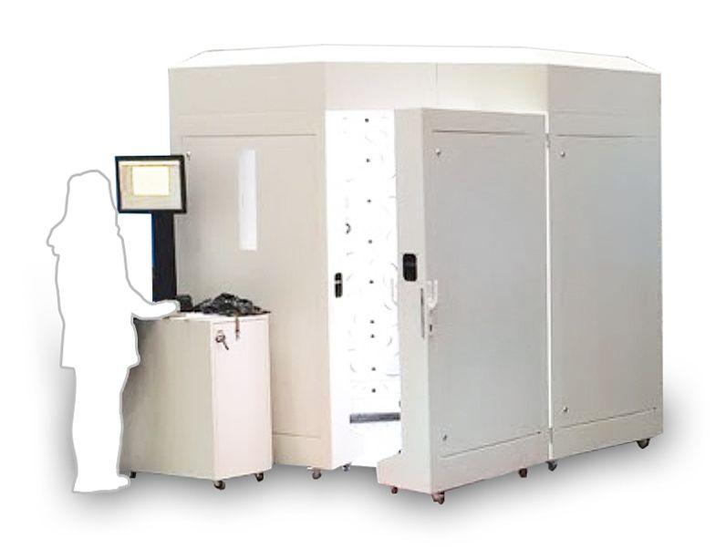 3d Full Body Scanner Scanlounge2 1 By Scanologics