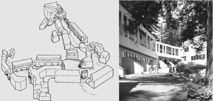 Kresge college never seen the blueprint style drawing before never seen the blueprint style drawing before malvernweather Images
