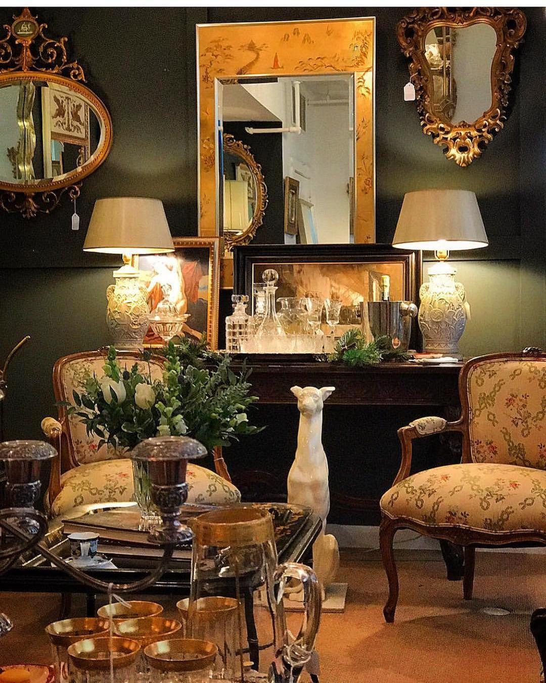 Timeless Design Schefferinteriors Itsforever Antiquelovers Timelessdesign Porcel Dining Room Decor Traditional Home Decor English Decor