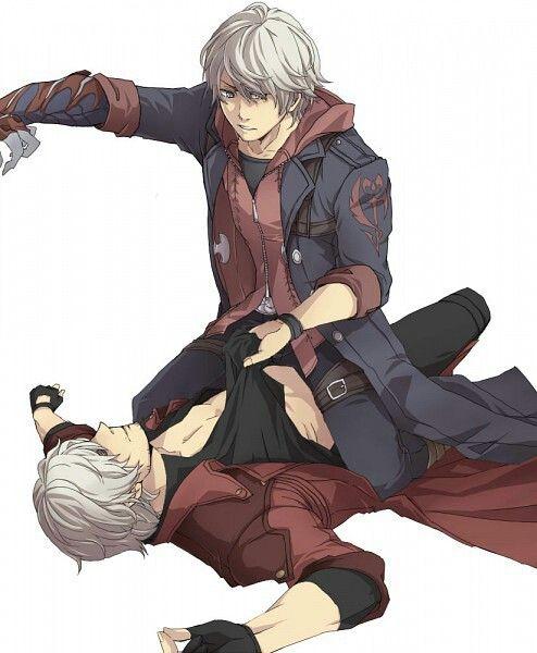 Devil May Cry - Dante and Nero
