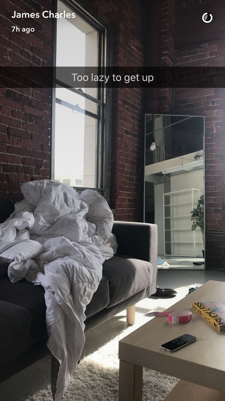 James Charles In 2019 House Goals Bedroom Decor Home