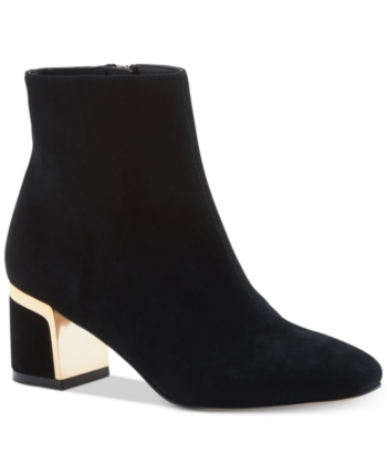 2fccfe74f Corrie Ankle Booties, Created For Macy's in 2019 | Products | Ankle ...