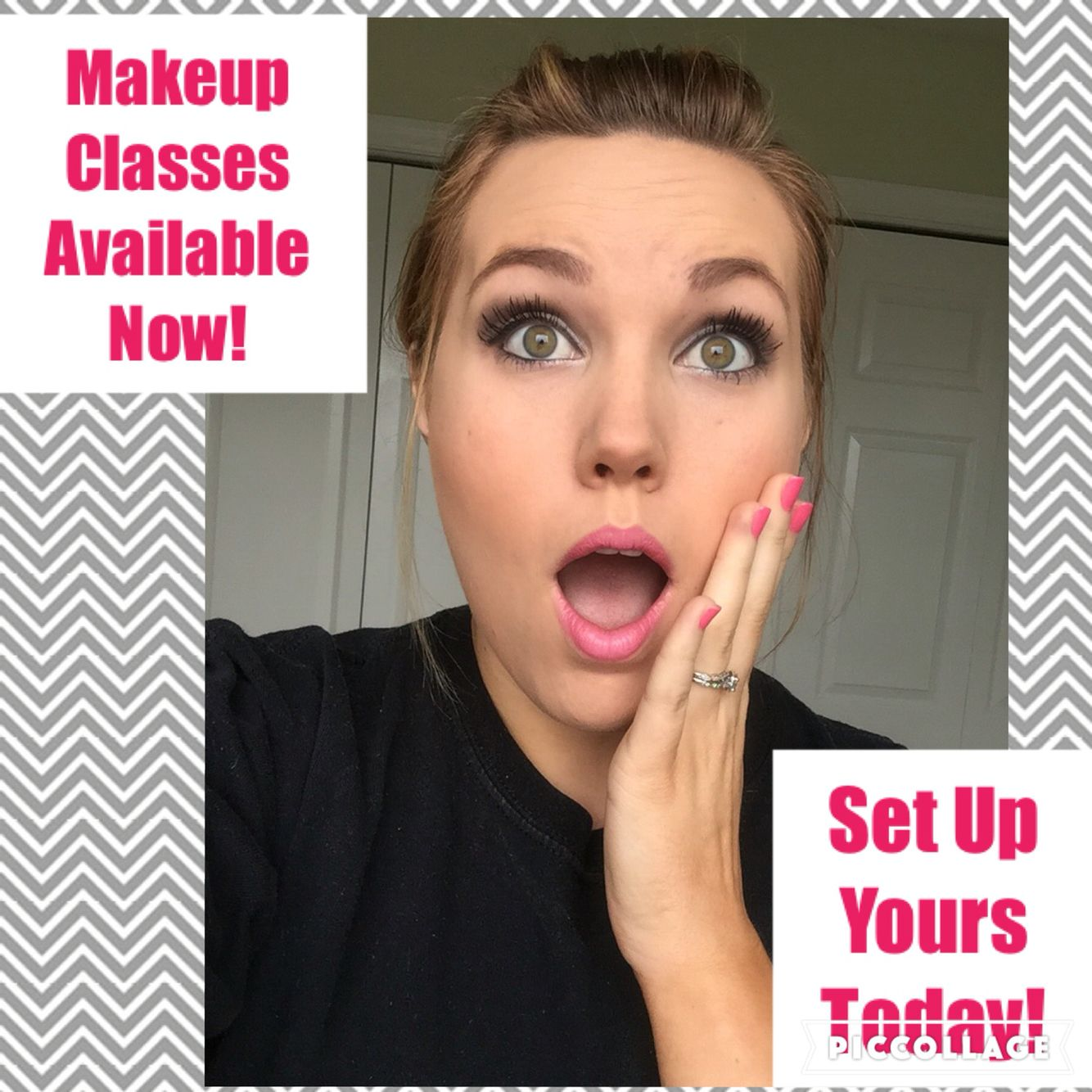 FREE Online Makeup Classes available! Makeup video