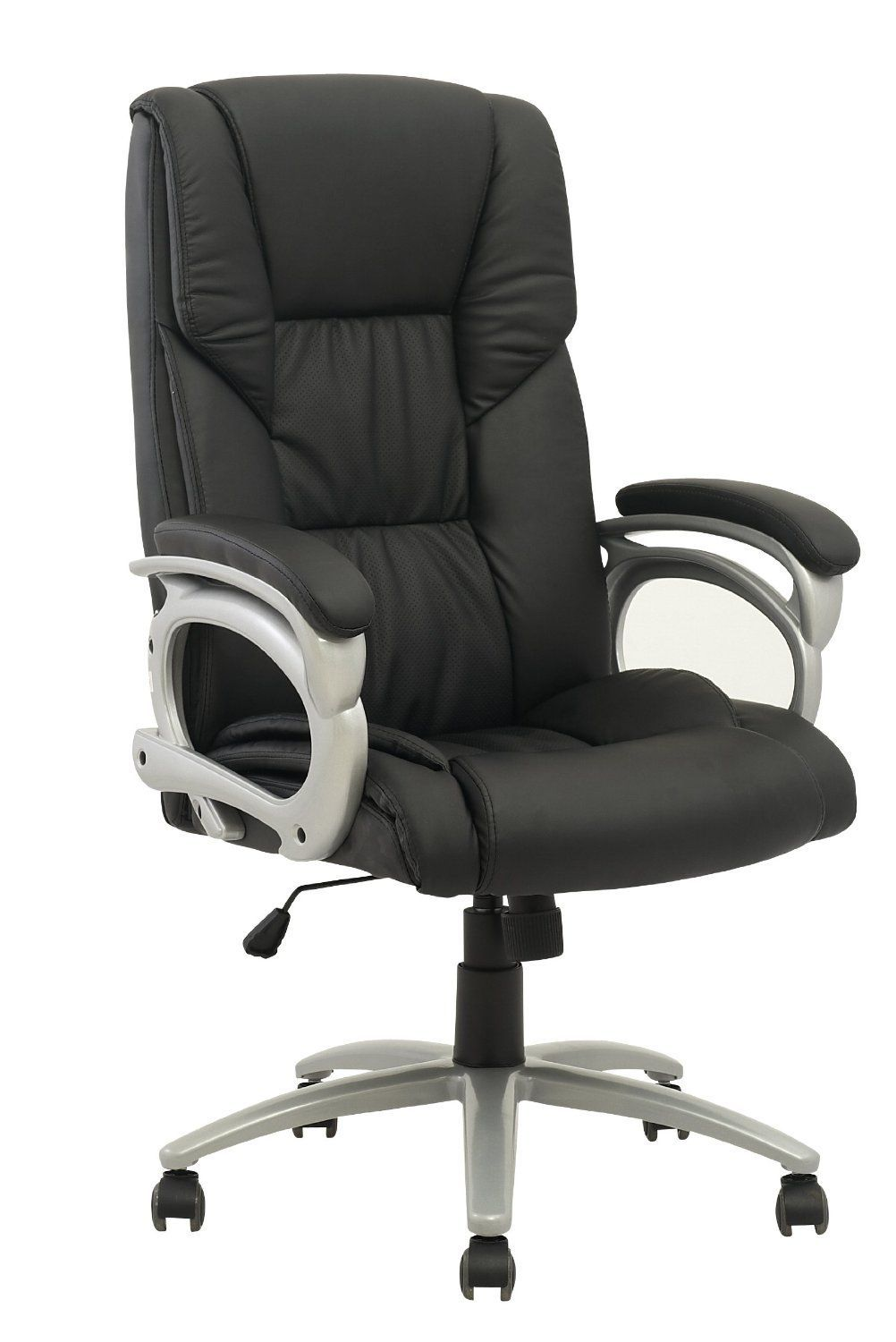 Furniture Home Office Chairs Executive Black