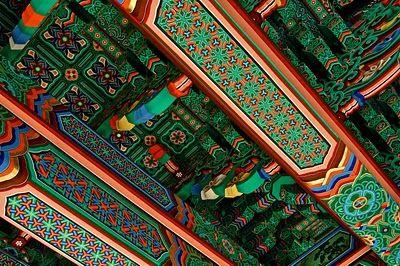Jogyesa Temple #Korea