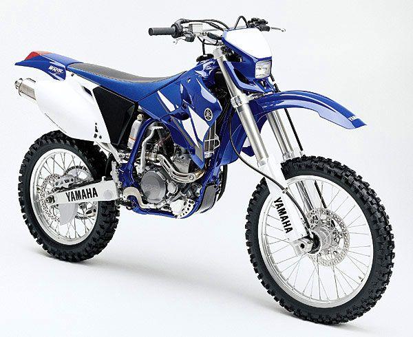 yamaha wr400f n 426f n motorcycle repair manual 2001