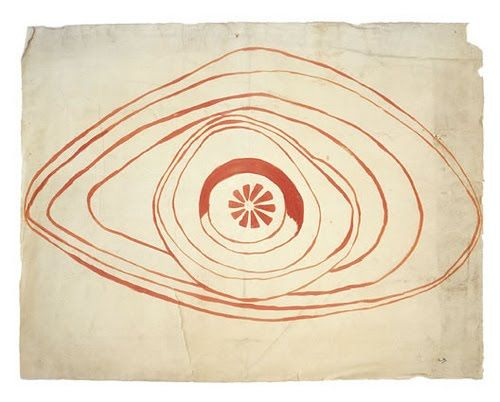 Louise Bourgeois (1911-2010)     Title ?  Year ?