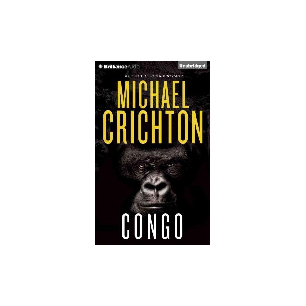 Congo (Unabridged) (Compact Disc)