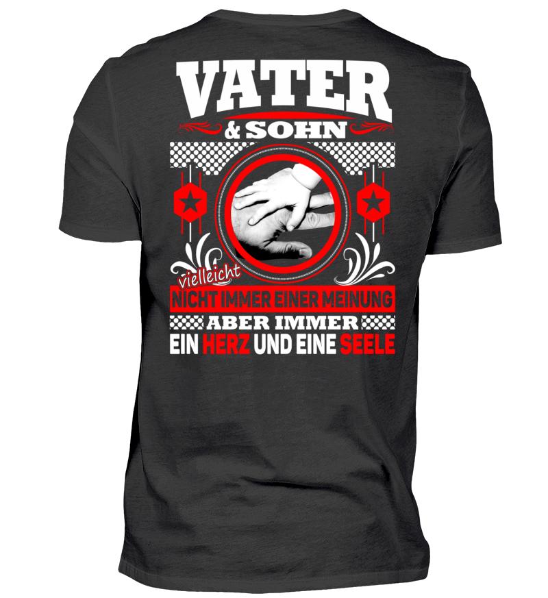 Vater Sohn T Shirt Sprüche