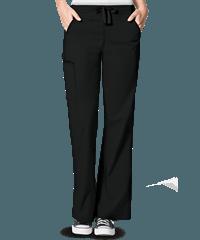 WonderWink Scrubs WonderFLEX SOLID Grace Cargo Pant