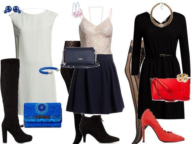 Valentines day outfit - date night #wardrobe_essentials