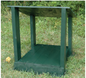 Pin on DIY Feral Cat Shelters & Feeding Stations