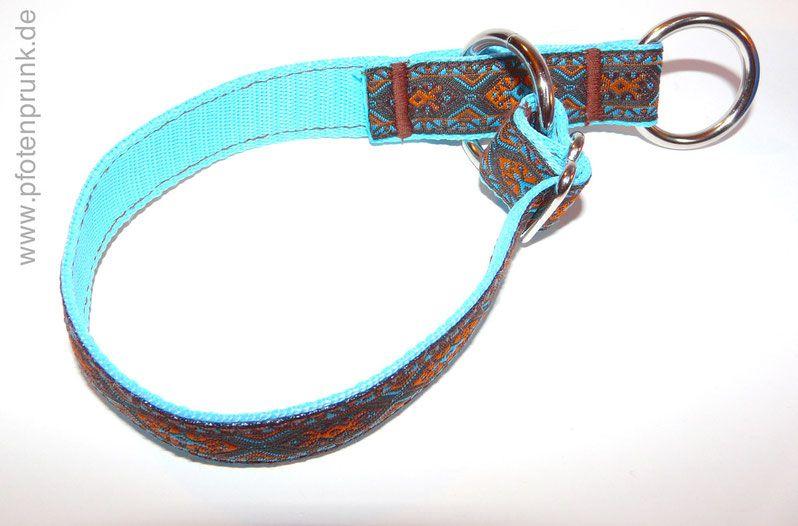 Super Anleitung: Zugstopp Halsband mit Polsterung selber nähen   animals YU68