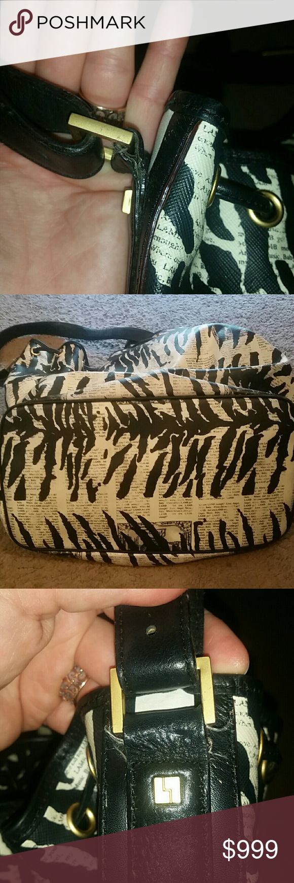L.A.M.B additional pictures See previous post L.A.M.B. Bags Shoulder Bags