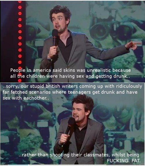 the pinnacle of British humour : ComedyCemetery | British humor, British memes, Bad education