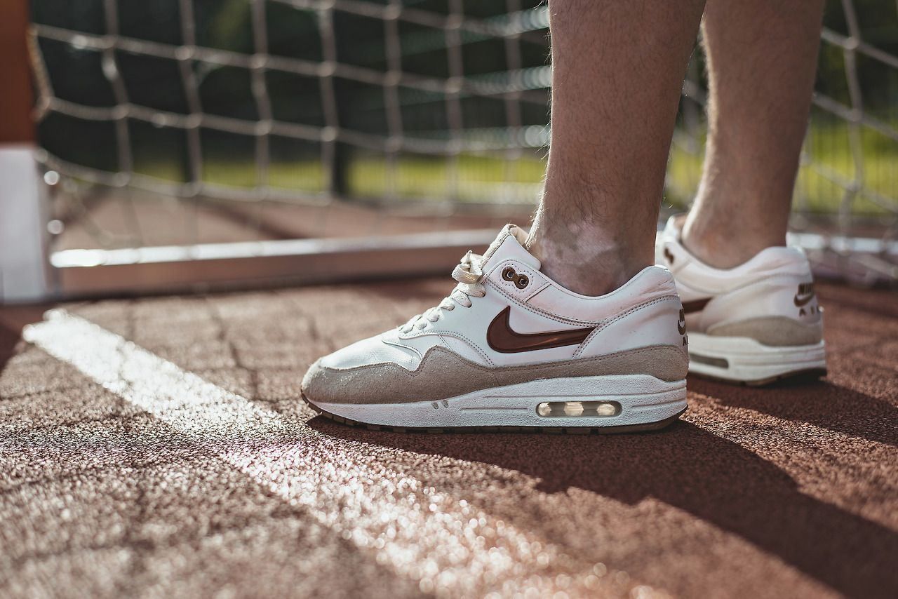Nike Air Max 1 Bronze Medal 2008 | Sneaker High | Nike air