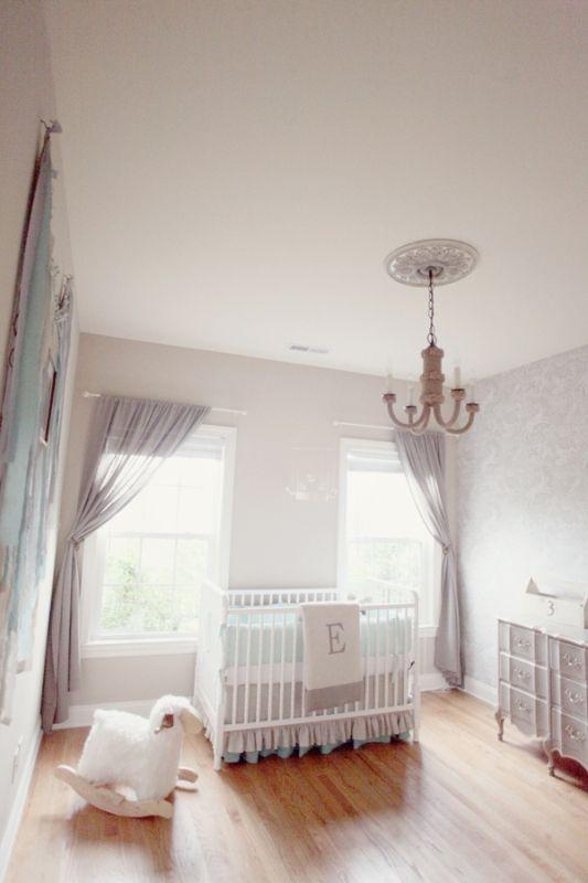 Calm And Sleepy Sheep Nursery Decor Ideas