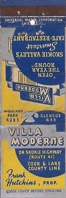 Pin by Johnny Ellis on Match Book Covers | Hotel motel, Motel, Villa
