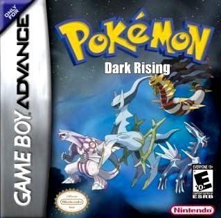 pokemon dark rising 3 gba rom hack download