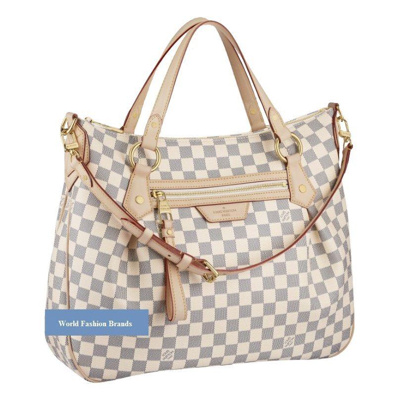 91d18aeb6b Replica perfetta borsa Louis Vuitton Evora damier azur.Borse Lv pari  originale, conciate con